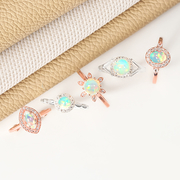 Opal Ring – The Beautiful Gesmstone Jewelry| Rananjay Exports