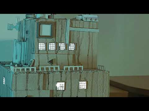 Multi-Pass Stop Frame Animation