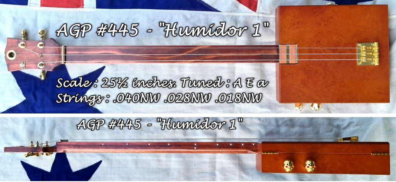 AGP #445 - ''Humidor 1''