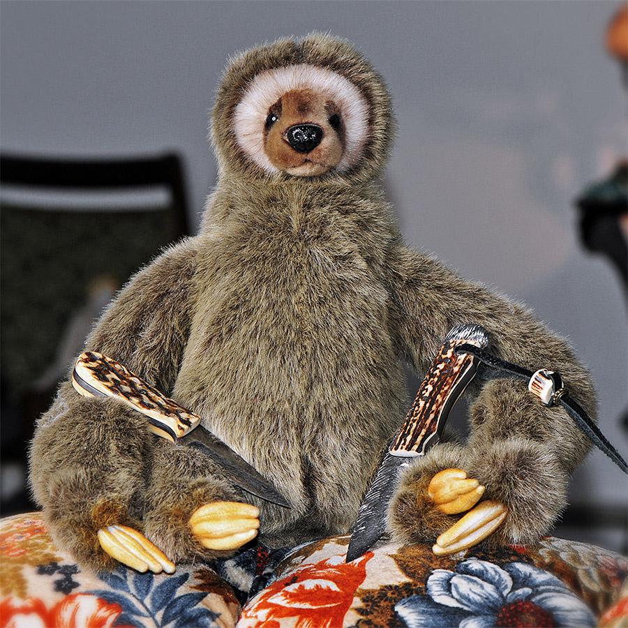 Happy International Sloth Day ... 10/20/2021