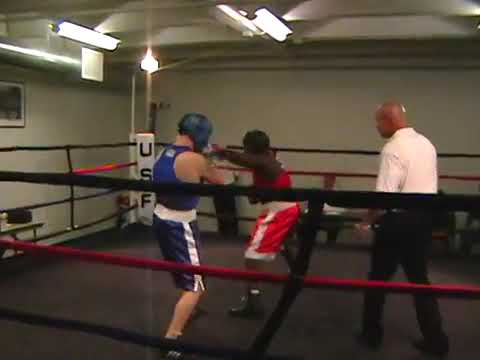 USA Boxing - USF NorCal Championships - 3 Round Decision