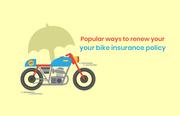 Bike Online Insurance
