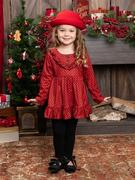 What's New at Mia Belle Girls: The Christmas Outfit Sleighing the Internet