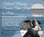 Deep Tissue Massage Vancouver helps unwind tension in the body's myofascial system