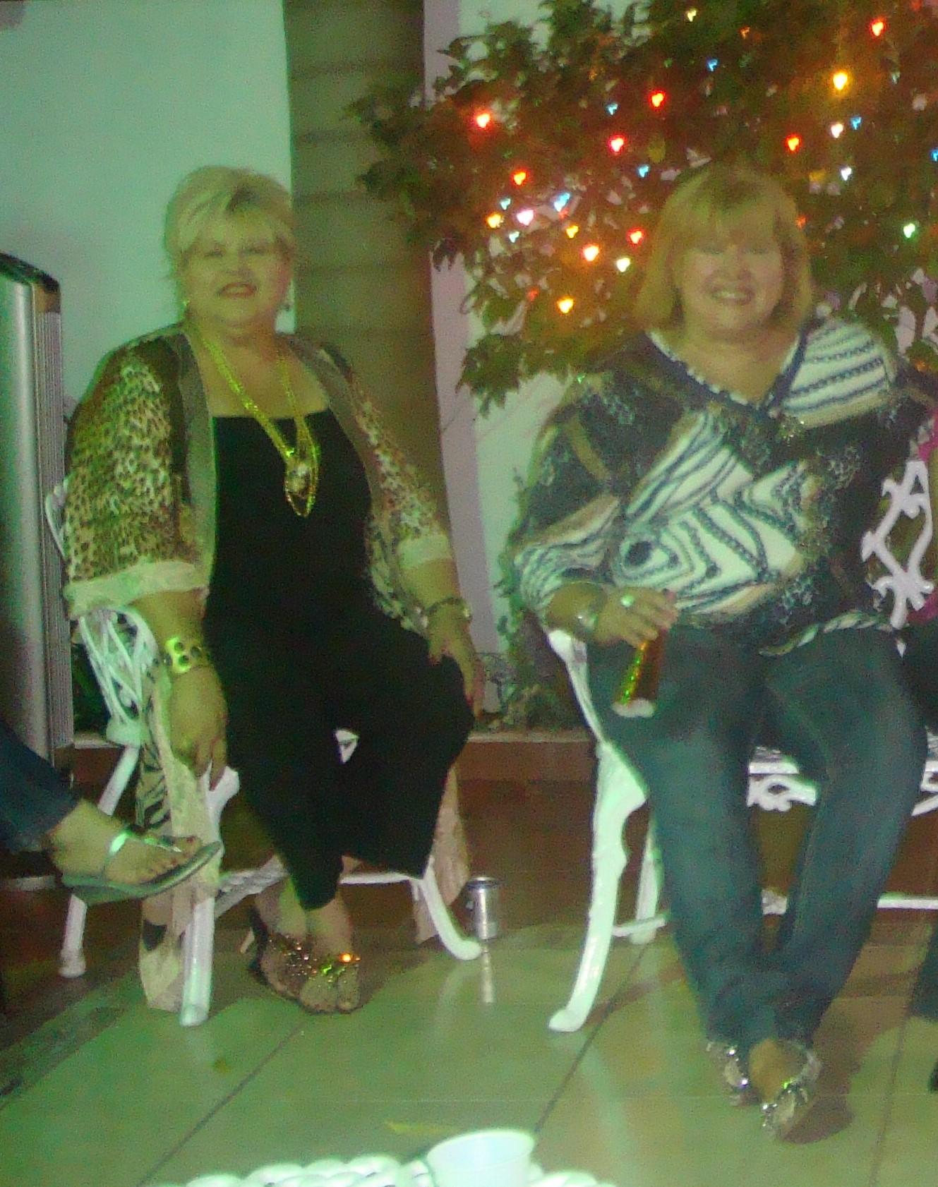 amaralis y Alice, mi hermana