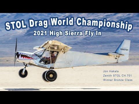 2021 STOL Drag World Championship: Winner Bronze Class