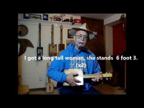 Sweet Hannah Lou ~ Original bluesy love song ~ by me