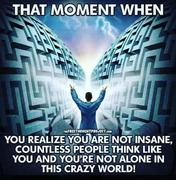 It's still an individual inside job but you are not alone