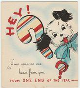 vintage greeting card lo…