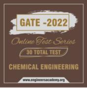 GATE Chemical Engineering Online Test Series