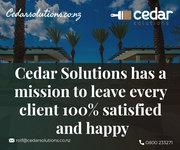Say no to unattractive Cedar and choose our Weatherboard maintenance services