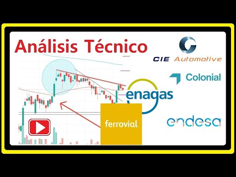 Análisis Empresas IBEX35 CIE AUTOMOTIVE, COLONIAL, ENAGÁS, ENDESA, FERROVIAL