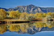 Sawhill ponds, fall