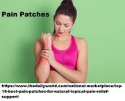 Best Pain Patch