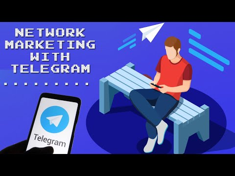 Network Marketing with Telegram