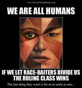 We are all Humans,but some are very Evil and InHumain
