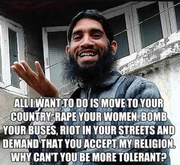 Try it and see how well that ends up for you,rabbi, fake arab