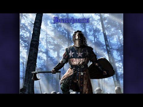 """Tuatha Dea """"The Black Douglas aka Bravehearts"""" Official Video"""