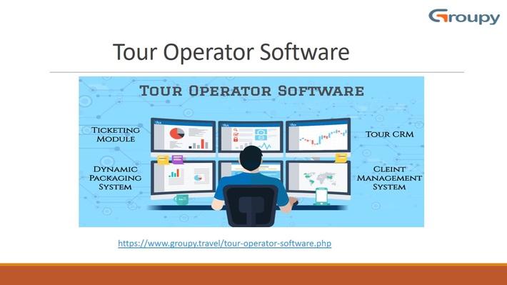 Tour Operator Software
