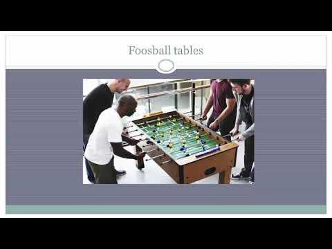 How To Create A Shoebox Foosball Game