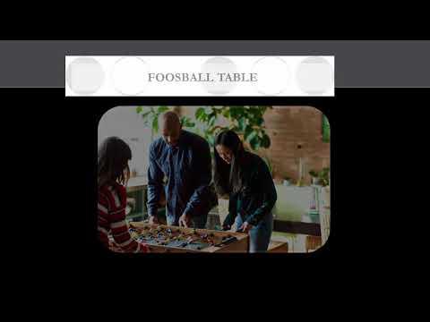 Mini Foosball Tables