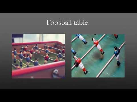Foosball Table Buying Guidebook