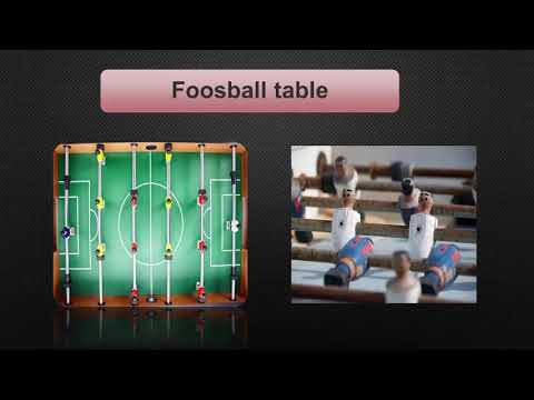 What Is An Foosball Table And How Do You Utilize It