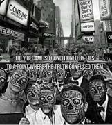 People Are Now Hiding From The Truth, Real Eyes Realize Real Lies