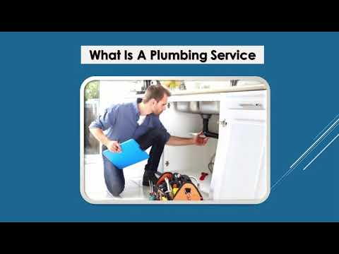 What is what is a Plumbing Service