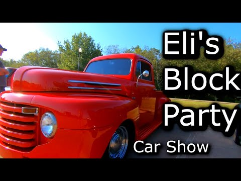 Eli's Block Party Car Show (2021) Ep-1 - Crazy Cars, and Great People!