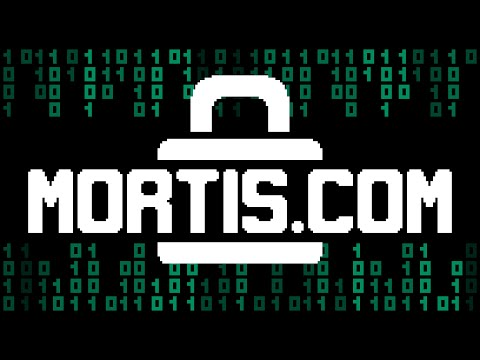 The Most Mysterious Website - Mortis.com