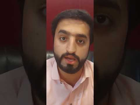 Satisfied Client of Elixir Hair Transplant Center in Islamabad Pakistan