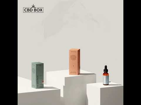 CBD SKIN CARE OIL Packaging   Custom CBD Makeup Boxes    Hemp Oil Packaging