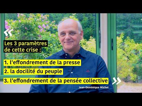 Anthropologie de la santé & Covid-19, l'analyse complète de Jean-Dominique Michel