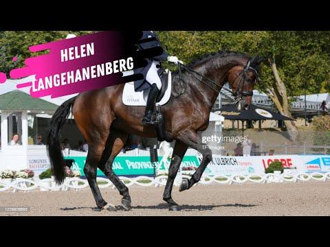 World Cup: Helen Langehanenberg & Annabelle 110 Grand Prix Dressage Freestyle
