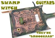 smokable swamp witch guitar