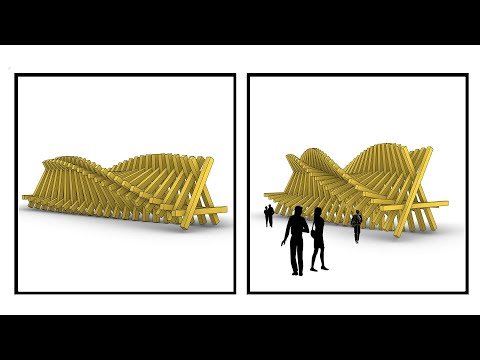 Twisted Pavilion
