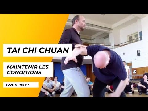 Maintenir les conditions en Tai Chi - Adam Mizner (sous-titres français)