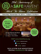 A Safe Haven Foundation 20th Anniversary Gala