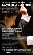 Chicago Symphony Orchestra Latino Alliance Networking Reception & Concert