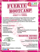 Latinas on the Plaza Fuerte Bootcamp