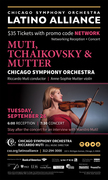 Chicago Symphony Orchestra Latino Networking Night
