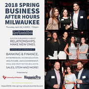 2018 Spring Business After Hours Milwaukee