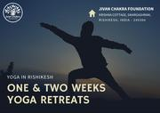 One and two weeks Yoga Retreat in Rishikesh India