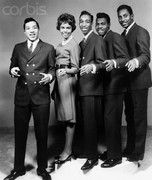THE MIRACLES receive Star on Hollywood Walk of Fame!