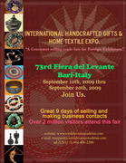 International Handcrafted Gifts and Home Textile Expo