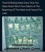 Cooking Tips with Alexandria Ocasio Cortez