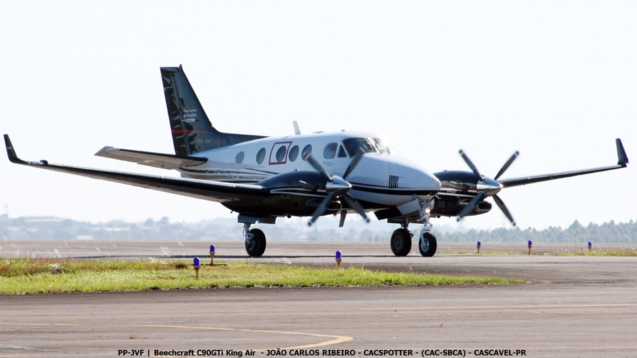 PPJVF - PP-JVF - Beechcraft C90GTi King Air