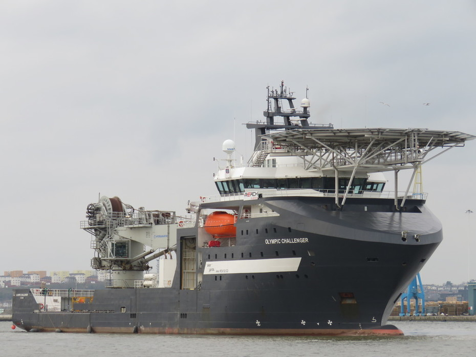 OLYMPIC CHALLENGER  IMO 9398292