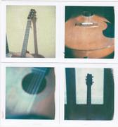 la mia chitarra acustica